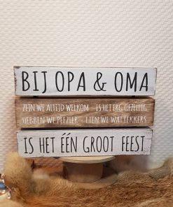 Opa & Oma kado's